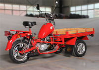 3 Wheel Motorcycle Trailer / 3 Wheel Motorcycle For Cargo Use With EEC