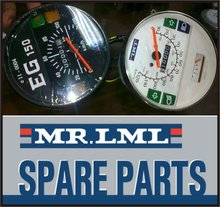 SELLING SPEEDOMETER ASSY FOR LML VESPA NV,STELLA,STAR 4S SCOOTERS EXPORT MODELS.