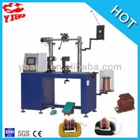 Voltage Transformer Copper Wire CNC Coiling Machine Coil Wind Toroid Coil Helical/Helix Winding Machine YR240J