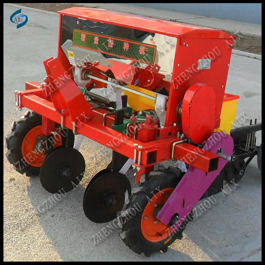easy operated 1/single row corn planter