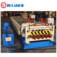 Energy Saving For Sale Roll Forming Machine For Cladding Tile With High Efficiency