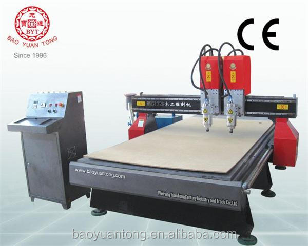Sale Hot italy spindle wood1325 woodworking cnc router and millig router machine 1325(1300*2500) price