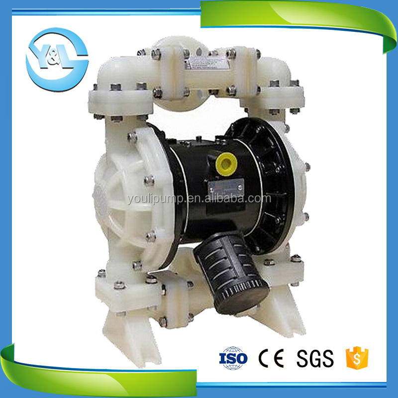 small air operated diaphragm pumps for chemical liquid