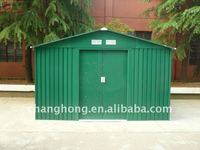 large metal shed with Colorbond steel