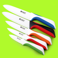 Maternal and child assist food gifts ceramic knife in the kitchen Ceramic knife sets