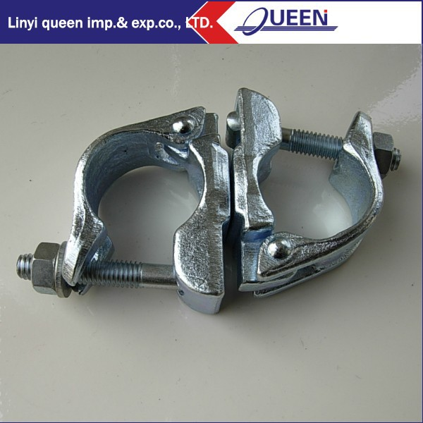 British pressed limpet clamp,scaffolding pressed limpet clamp with galv