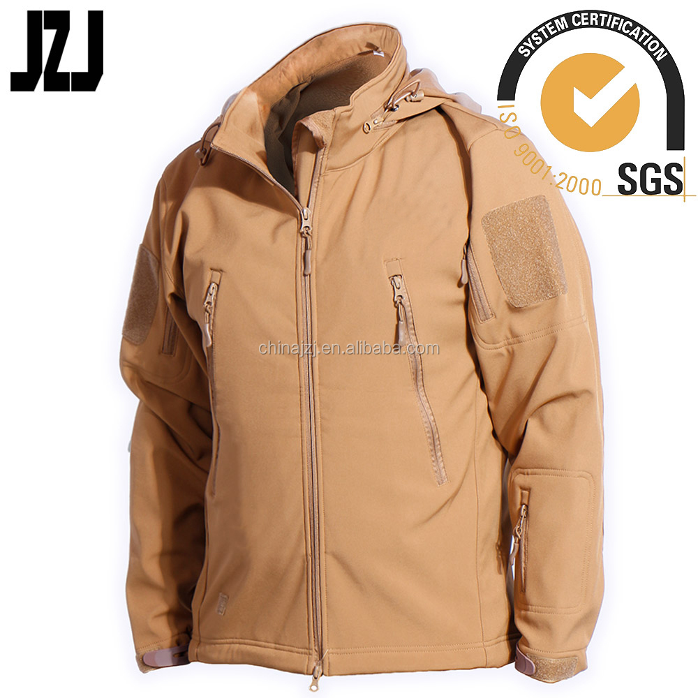outdoor men military jacket waterproof windbreaker