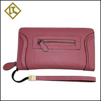 2015 women new fashion wallet Europe style high quality top layer cow hide classic long wallet,purse