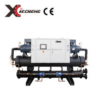 refrigerant r407c air cooled chiller