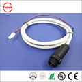 2Pin male circular waterproof connector to JST 02R-JWPF-VSLE-S wire harness