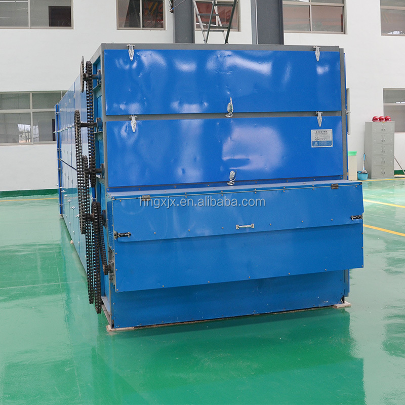 Energy conservation and environmental protection flower and leaf drying equipment