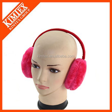 Girls Fashion Winter Fur Earmuff