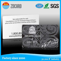 use S50 S70 Printable Membership Card Business Card Plastic ID Card