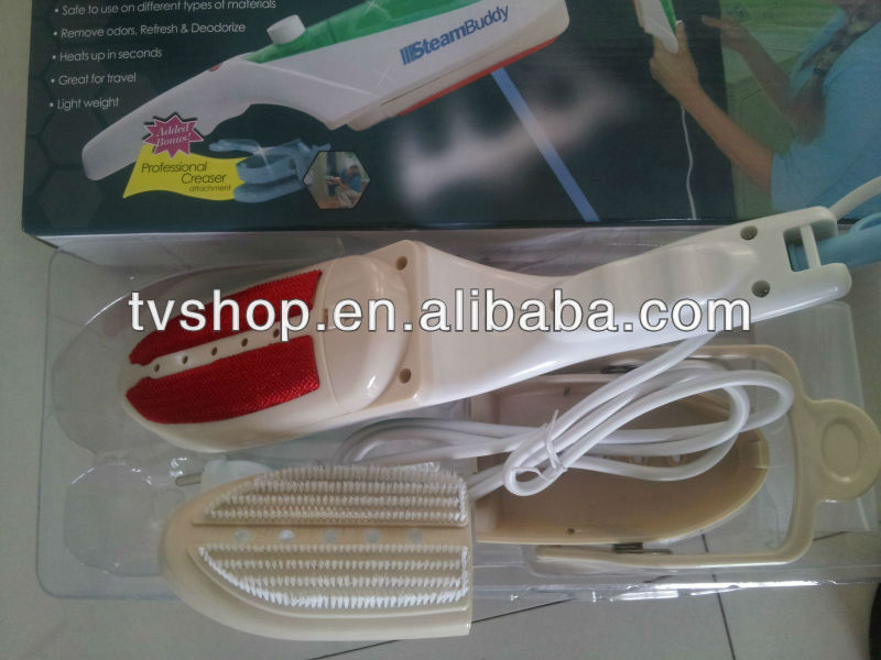 Portable Tobi steam buddy /iron brush