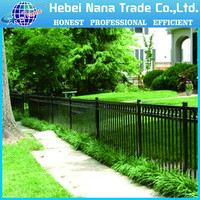 cheap fence panles of wrought iron fence