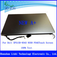 100% brand new Touch Screen+LCD Screen Digitizer Assembly For Dell XPS13D-9343 9350 P54G