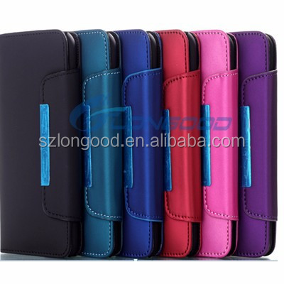 New arrival leather case /luxury for mobile phone case