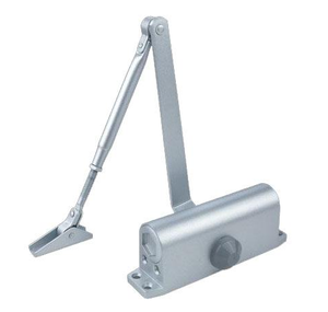 China wholesale high level motorized adjustable spring hinge door closer