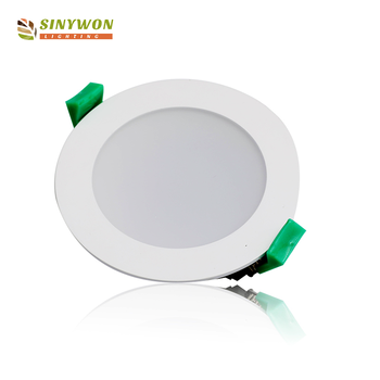 2018 newest design of Rotation Dimmable Recessed COB LED Downlight