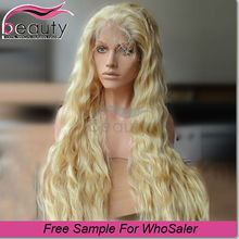 Hair stying 7A Grade Natural Color New Brazilian Human Hair Full Lace Wig