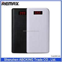REMAX Proda Brand Mobile Charger Power Bank 30000mAh 2 USB Bateria Externa Mobile Power Pack Battery Bank for Cell Phones