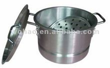 84QT Aluminum big cooking pot