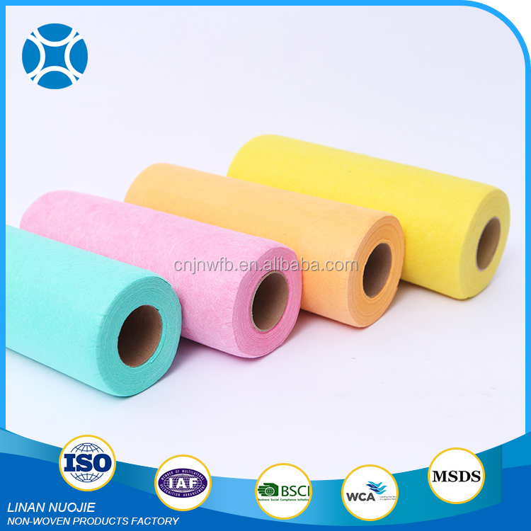 Cellulose Polyester Lint Free Industrial Wiper