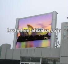 P16 hot-selling flexible led video screen