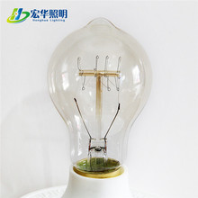 Cheap Price Vintage A19 nipple Filament Edison Bulb Ceiling Fixture Brass Lamp Holder