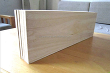 Furniture accessories paulownia drawer boards