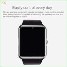2016 Fashionable latest OEM smart wrist watch mobile phone