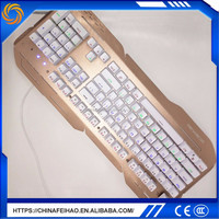 Top products hot selling gaming control keyboard for computers
