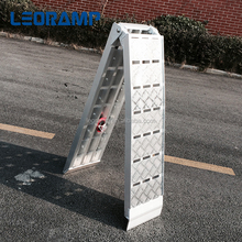 Aluminum loading ramp Bobcat excavators 4wd car truck trailer POLARIS ATV ramp