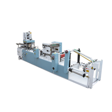 New type v folding face tissue machine price