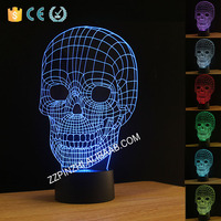 NL5 personalized 3d arcylic night light wholesale gift items