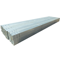 pipe/square tube hot dip galvanized rectangular pipe steel pipes building materials