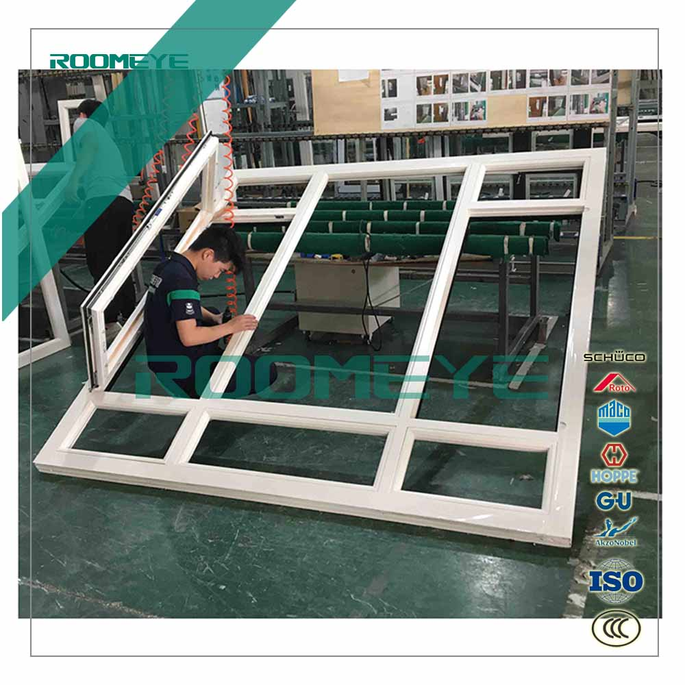 Roomeye commercial windows made in china factory