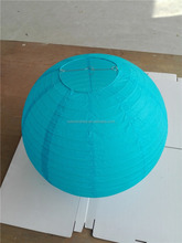 Foldable Chinese Round Paper Lantern/Lampion Hanging Decoration