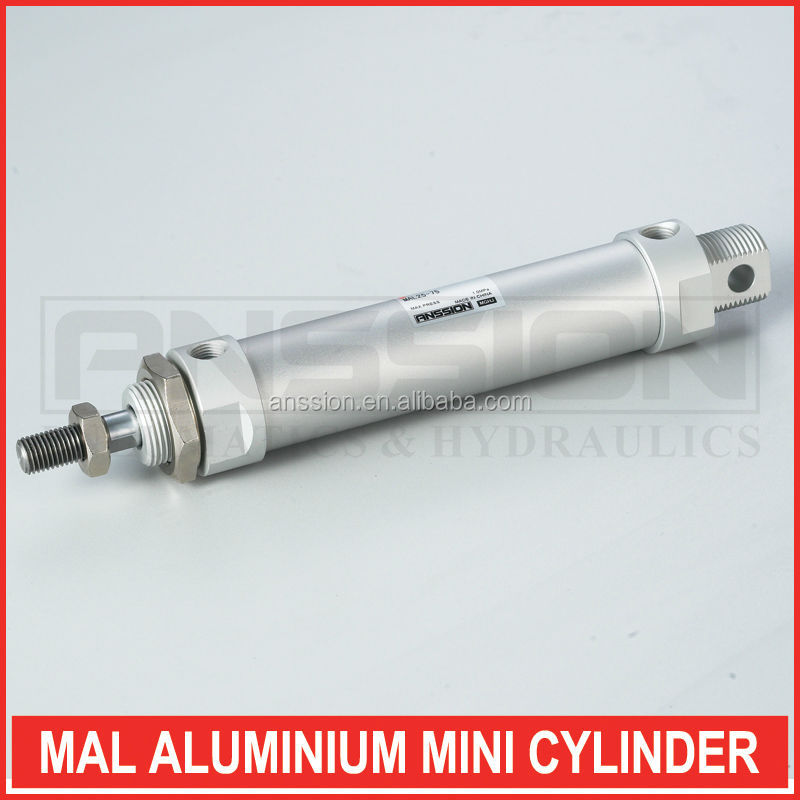 AIRTAC type MAL Series Magnetic Pneumatic Cylinder / Mini Cylinder