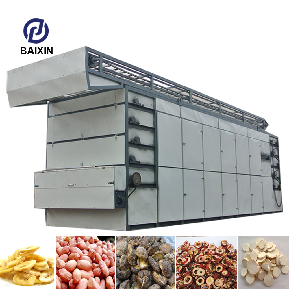Quality And Quantity Assured Food Dryer Machine