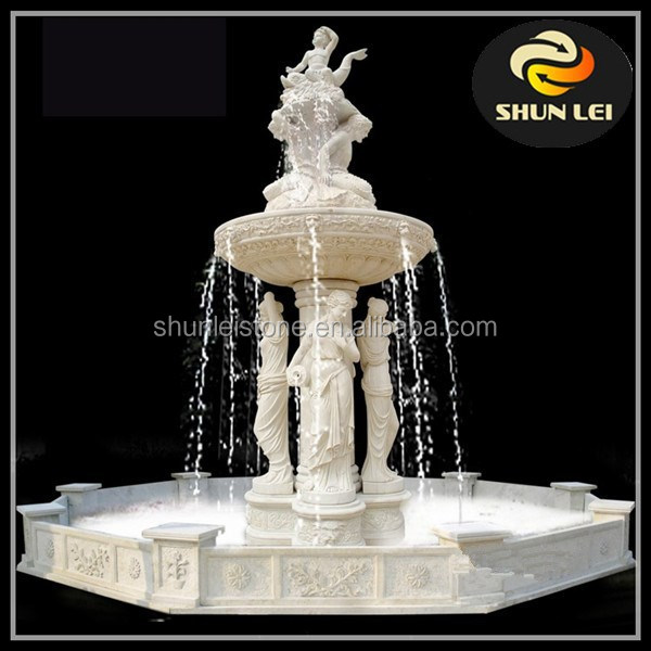 large outdoor water fountains/outdoor fountain/chocolate fountain