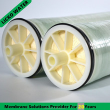 Extra low pressure RO 40 40 membrane for chloride reduction