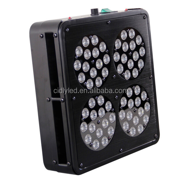 Hot Promotion !! indoor garden Growing hydroponic full spectrum LED grow light 140W