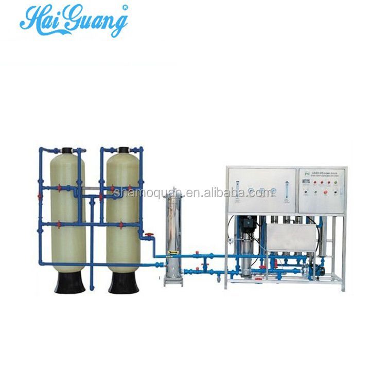 China guangzhou water treatment company di water filter system