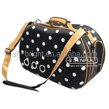 Hot Selling Sissy Pet Carrier Hardcover Pet Carry Bag