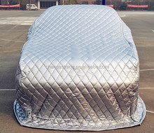 heat insulation for RUSSIAN MARKET car cover