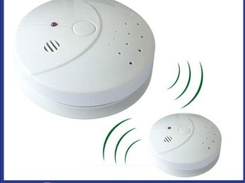 Wireless Interconnected Smoke Alarm Detector EN14604