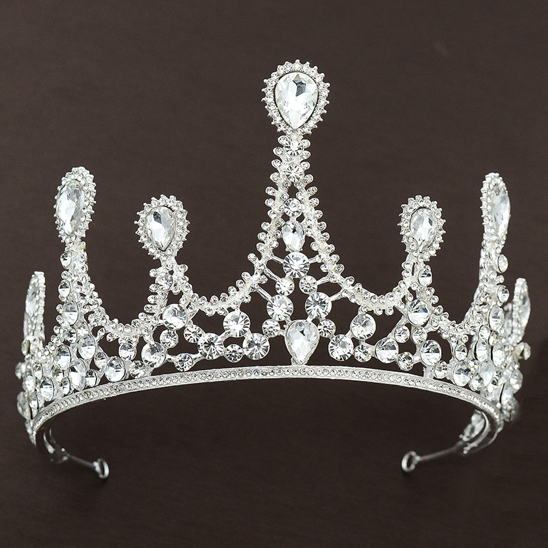 Wholesale Wedding Rhinestone Tiara, Wedding <strong>Crown</strong>, Wedding <strong>Crown</strong> Tiara