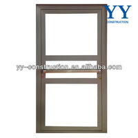 High Quality Thermal-break Aluminium Escape Door with 10 years Warranty German Hardware