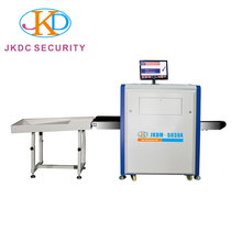 Factory small size x ray baggage inspection scanner with tunnel size 50 X 30 CM